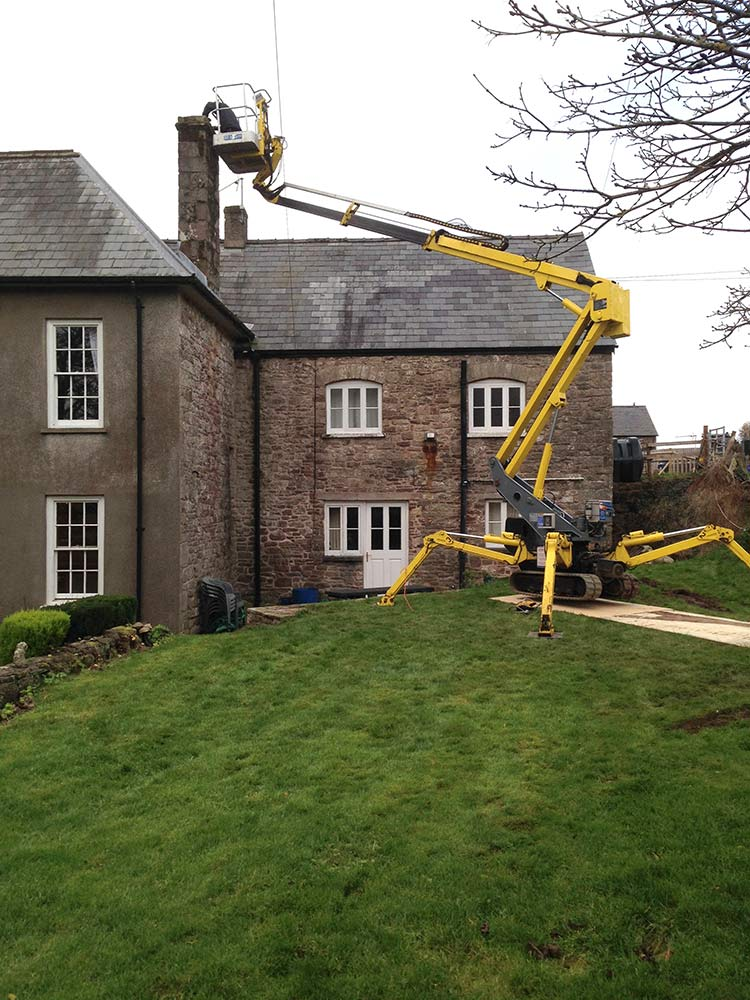 An image of Access Platform Hire goes here.
